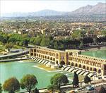 تحقیق معماری شهر اصفهان