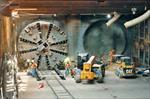 پاورپوینت دستگاه های حفر تونل