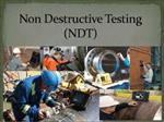 آشنایی با آزمون های غیرمخرب جوش (NDT)
