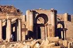 تحقیق معماري شهر باستانی حضر (هترا)