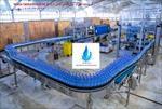 پاورپوینت فرآیند و طرح توجیهی تولید آب معدنی