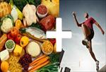 تحقیق تغذيه و ورزش